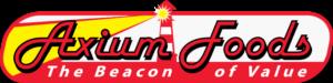 axium foods lighthouse logo
